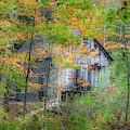 Autumn Barn 2018 by Bill Wakeley