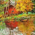 Autumn Dreams  by Dianne Parks