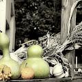 Autumn Farm Stand by Smilin Eyes  Treasures