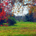 Autumn by Gerlinde Keating - Galleria GK Keating Associates Inc