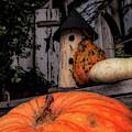 Autumn In Marblehead Massachusetts by Jeff Folger