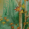 Autumn Leaves - #1 by Iris Dayoub