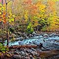 Autumn River Memories by Allen Nice-Webb