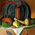 Autumn Still Life by Nancy Griswold