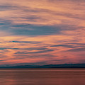 Autumn Sunset by Randy Hall