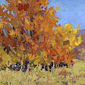 Autumn Treasure by David King