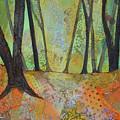 Autumn's Arrival I by Shadia Derbyshire