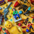 Awesome Childhood Toys by Garry Gay