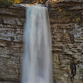 Awosting Water Falls Ny by Susan Candelario