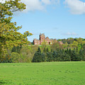 Ayton Castle From South, Berwickshire by Victor Lord Denovan