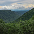 Babcock State Park Mountain View by Dan Sproul