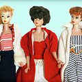 Baby It's Cold Outside Barbies by Marilyn Hunt