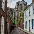 Back Alley To York Minster by Scott Lyons
