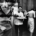 Backstage by Kurt Hutton