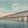 Bahia Honda Bridge by Flavia Westerwelle