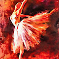 Bailarina by Galeria Trompiz