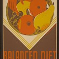 Balanced Diet For The Expectant Mother Inquire At The Health Bureau by Celestial Images