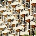 Balconies by Tom Prendergast