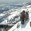 Bald Mountain Expert Slopes by Adam Jewell