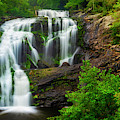 Bald River Falls by Andy Crawford