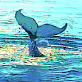 Balene-whales by Maria Rom