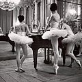 Ballerinas At The Paris Opera Doing by Alfred Eisenstaedt