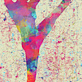 Ballet Canvas Print, Photographic Print, Art Print, Framed Print, Greeting Card, Iphone Case, by David Millenheft