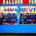 Balloon Pop by Ed Weidman
