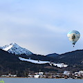 Balloons Over Tegernsee by Wendy Payne Travel Writer