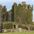 Ballycarbery Castle Ireland  by John McGraw
