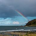 Ballygally Rainbow by Susie Weaver