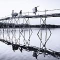Bamboo Bridge by Dominic Piperata