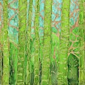 Bamboo Forest by Kristin Hager
