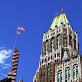 Bank Of America William Donald Schaefer Buildings Baltimore by James Brunker