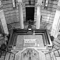 Baptistery Interior Pisa Italy by Joan Carroll