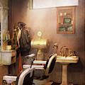 Barber - Basement Barber by Mike Savad