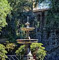Barberini Gardens Fountain by Joseph Yarbrough