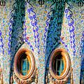 Barcelona Mosaic  by Dominic Piperata