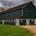 Barn House  by Susan Candelario