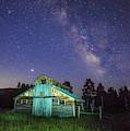 Barn In Rocky 2 by Gary Lengyel