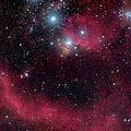Barnards Loop by Image By Marco Lorenzi, Www.glitteringlights.com