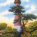 Barnegat Light - With Text by Mark Miller