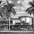 Barry University Adrian Hall  by University Icons