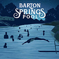 Barton Springs Pool by Austin Welcome Center
