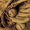 Baseball Mug by Joel Buhs