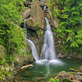 Bash Bish Falls State Park  by Juergen Roth