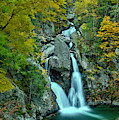 Bash Bish State Park Fall Foliage by Adam Jewell