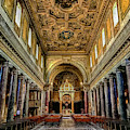 Basilica Di San Crisogono by Joseph Yarbrough
