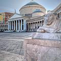 Basilica Di San Francesco Di Paola by Jacqui Boonstra