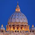 Basilica Di San Pietro by Brian Jannsen